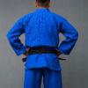 кимоно дзюдо синий 1