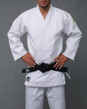 белое кимоно для дзюдо мастер 800