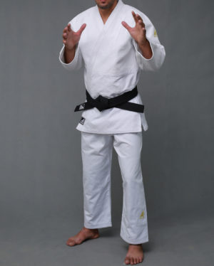 кимоно для дзюдо белое 600
