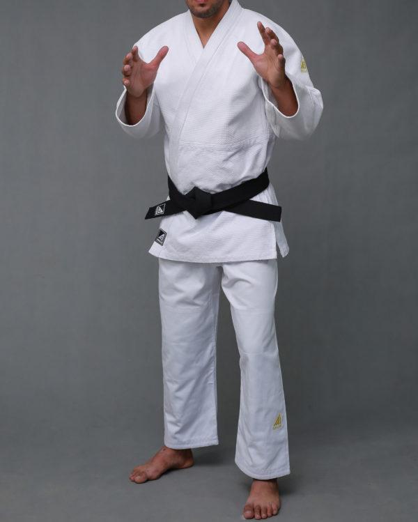 кимоно дзюдо белый 3