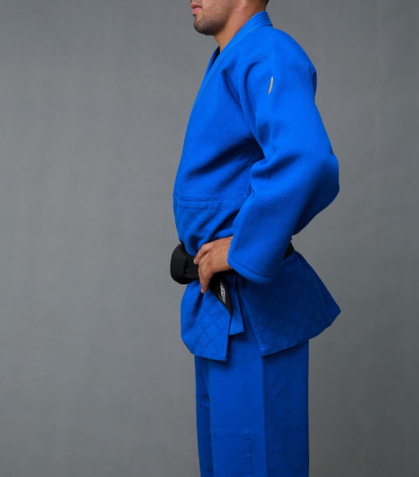кимоно дзюдо синий 6