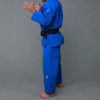 кимоно дзюдо синий 4