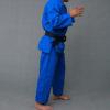 кимоно дзюдо синий 3